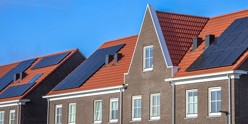 Increased awareness of rent or lease options might boost solar panel installations in the residential sector